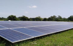 Off Grid Solar Power Plants, Capacity: 1-10 Kw