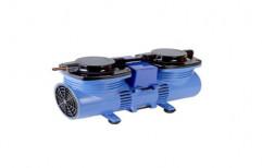Oil Free Vacuum Pump, Voltage: 220/230 V