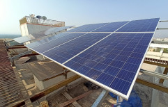 On Grid Rooftop Solar Power System, 10 Kw