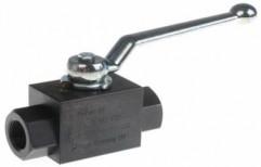 Parker Hydraulic Ball Valve, Size: 1/4 & 3/8 inch