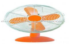 Plastic/Fibre Solar Table Fan