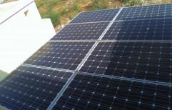 Poly Crystalline Solar Power Panel, >250 W, 24 V