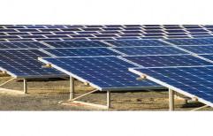 Poly Crystalline Solar Power Panel, Operating Voltage: 24 V