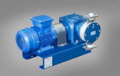 Poly Dosing Pumps, Voltage: 415 V