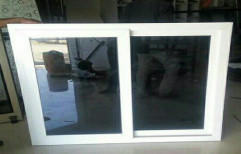 Powder Coating Aluminium Sliding Window, For Residencial,Commercial