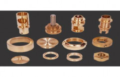 Precision Turned Components, For Industrial, Packaging Type: Box