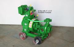 PREM 6.5Hp Diesel Water Pumpsets, 6.5 HP
