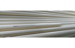 UPVC Prismo 110mm PVC SWR Pipe, Length of one pipe: 10 to 20 Feet