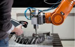 Robotic Deburring System Solution