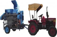 Rushi Thresher 10 Hp Model - Mini Tractor