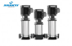 Shakti SET SCR-5- 36 Vertical Multistage Centrifugal Pumps Phase3Flow (Q)180 m3/hr