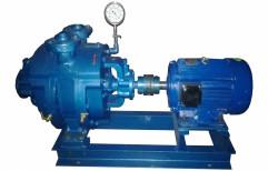 Shenovac Single Stage Water Ring Vacuum Pump, 3 Hp