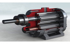 Single Phase Cast Iron Rotary Gear Pump, Automation Grade: Semi-Automatic, 1250 RPM