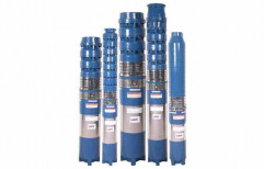 Single Phase Kirloskar Submersible Pump Set, 1 hp, 100 - 500 LPM