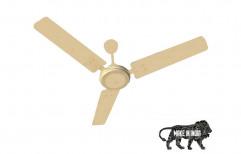 Solar DC Ceiling Fan High Speed 24V 36Watts BLDC