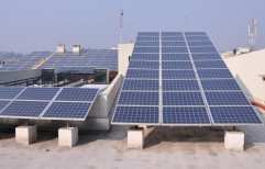 Solar Grid Tie Power System for Residential, Capacity: 10 kW