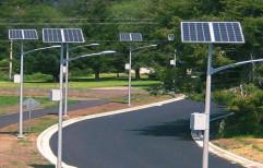 Solar LED Street Lighting System, Input Voltage: 12