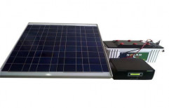 Solar Power Pack System, Capacity: 1 Kw