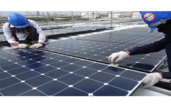 Solar Rooftop Panel Installation Service, For Residential & Commercial
