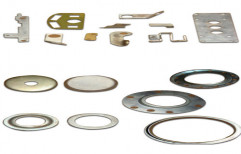 Ss,Brass Powder Coating Precision Sheet Metal Component, Packaging Type: Box