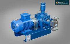 Stainless Steel Electric Nitric Acid Dosing Pumps