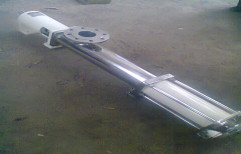 Stainless Steel SCREW PUMP, For Industrial, Model Name/Number: Dpl