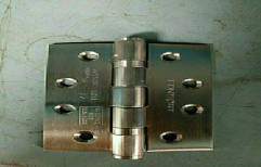 Stainless Steel Silver Door Hinges