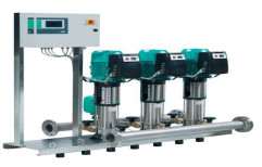 Stainless Steel Single Phase Hydro Pneumatic Pressure Booster Pump