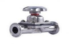 "Stainless steel TC Diaphragm Valve, Size: 1/2""_4"""
