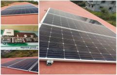 Sunfit Solar Solar Rooftops System, Capacity: 10 Kw