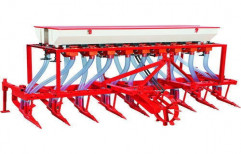 Surya Mild Steel Seed Drill, For Agriculture, Size: 320 Kg