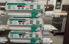 Syringe Pump Model 4004 From Akas Medical