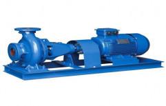 Three Phase 5-10 m 3 HP Horizontal Centrifugal Pumps
