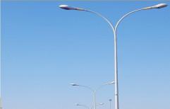 Tubular Street Light Pole