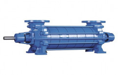 Upto 650 Mtr Stainless Steel Multistage Pump