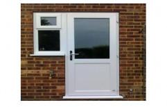 UPVC Entry Door
