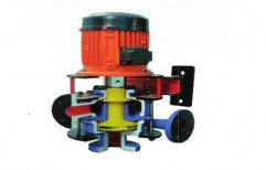 Vertical Glandless Pump, Capacity: 3 To 800 cm/hr
