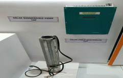 Waaree BLDC Solar Submersible Pump 90mtr Head
