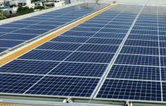 waaree,Renewsys Grid Tied Solar System, Capacity: 10kW to 500kW