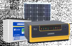 Waree Off-grid Solar System, Voltage: 12 V