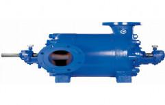 WK WL Automatic Monoblock Pump, Capacity: 630 m3/hr