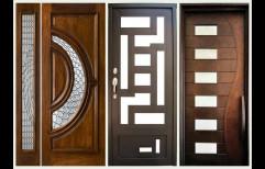 Wooden Bedroom Mamarine Doors - Flush Doors