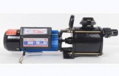 0.5 Hp Single Phase VSP 10 Monoblock Pump, 0.37 Kw