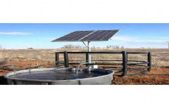 1 HP FGPS Solar Water Pumping System for Agriculture