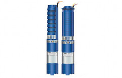 1 HP Single Phase Tube Well Submersible Pump, Maximum Discharge Flow: 100 - 500 LPM