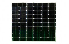 101 - 245 W Monocrystalline Solar Panel, Dimensions: 1650x990x40 mm