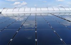 101-245 W Thin Film Solar PV Panel, Voltage: 24 V