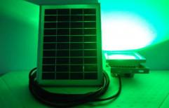 10Watt Green Color Solar LED Lights
