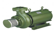 15 to 50 m Three Phase Horizontal Open Well Submersible Pump, 25 to 50 mm, 100 - 500 LPM