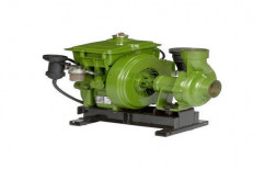 2-5 hp Diesel Engine Water Pump, Max Flow Rate: Less Than 100 LPM